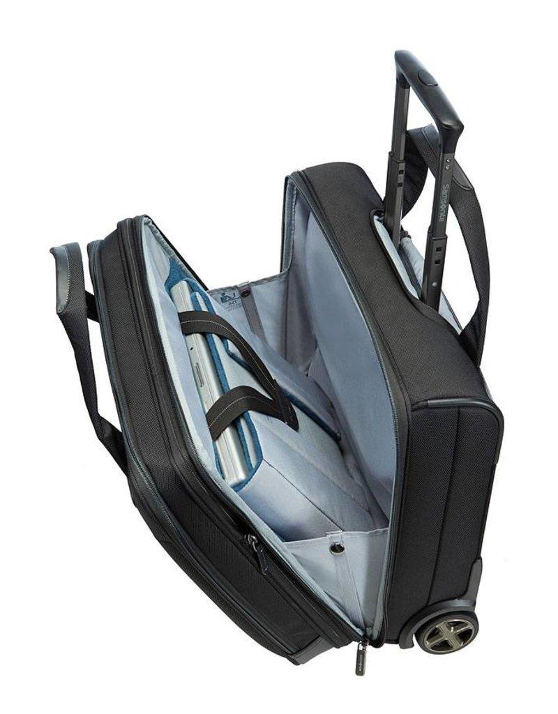 Samsonite Samsonite Spectrolite Rolling Tote Expandable 17.3 inch laptoptrolley zakelijke laptoptas tablet