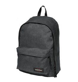 Eastpak Eastpak Out Of Office Black Denim schooltas met laptopvak