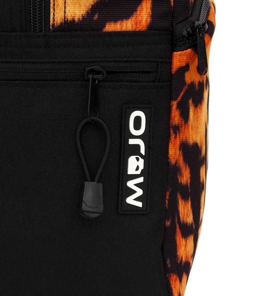 Mojo Mojo Backpack Tiger Collage stoere school rugzak met print