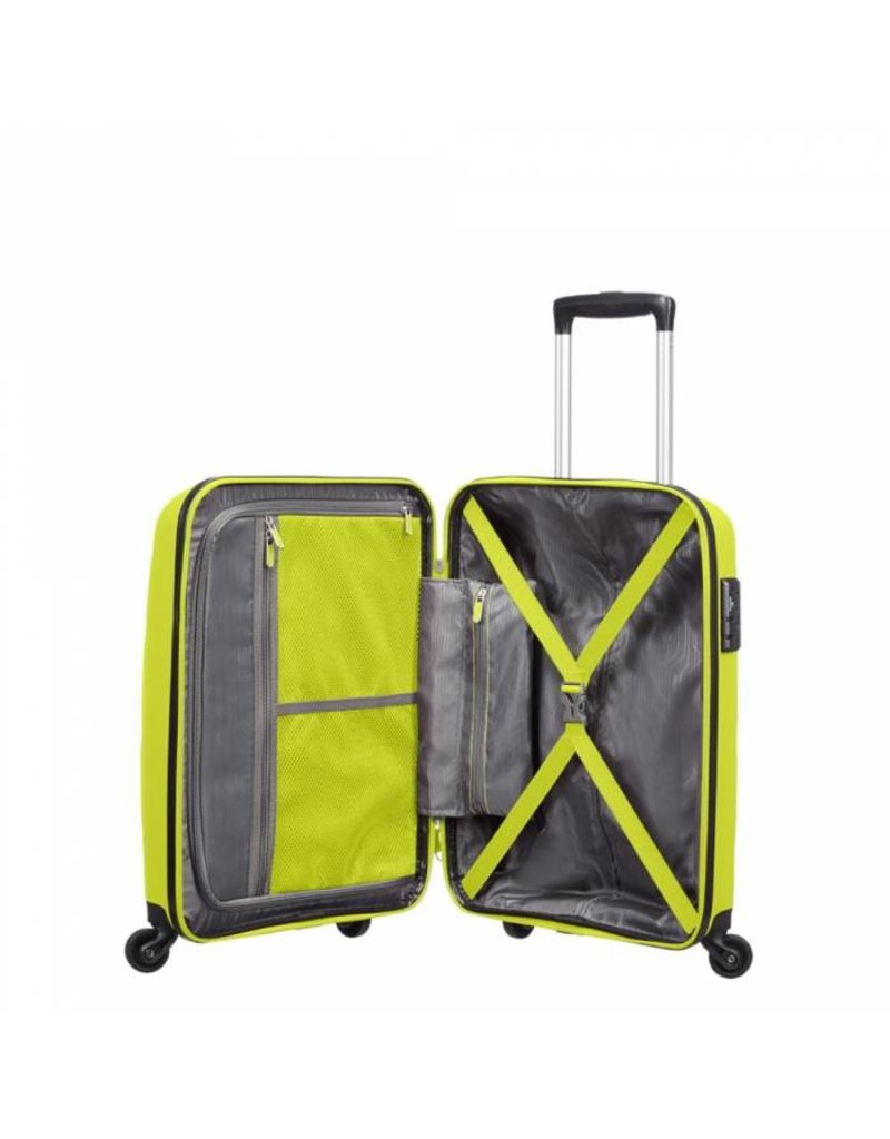 Handbagage tas 55x40x20