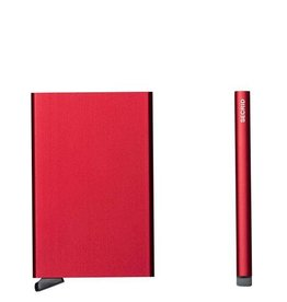 Secrid Secrid Card Protector Red pasjeshouder