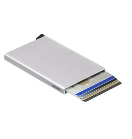 Secrid Secrid Card Protector Brushed Silver pasjeshouder