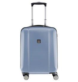 Titan Titan Xenon spinner handbagagetrolley blauw