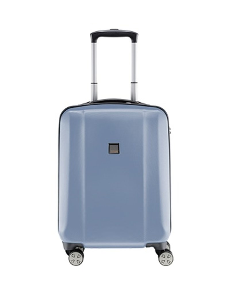 Titan Titan Xenon spinner trolley handbagage koffer blauw 55 cm