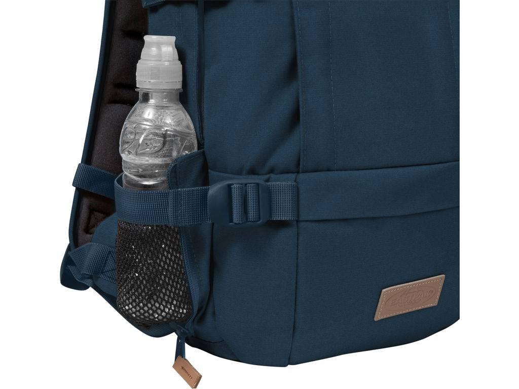 Eastpak Eastpak Floid Ash Blend2 grijze platte 15.6 inch laptop rugzak