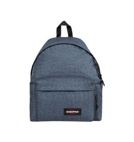 Eastpak Eastpak Padded Dok'r schooltas met tabletvak Double Denim