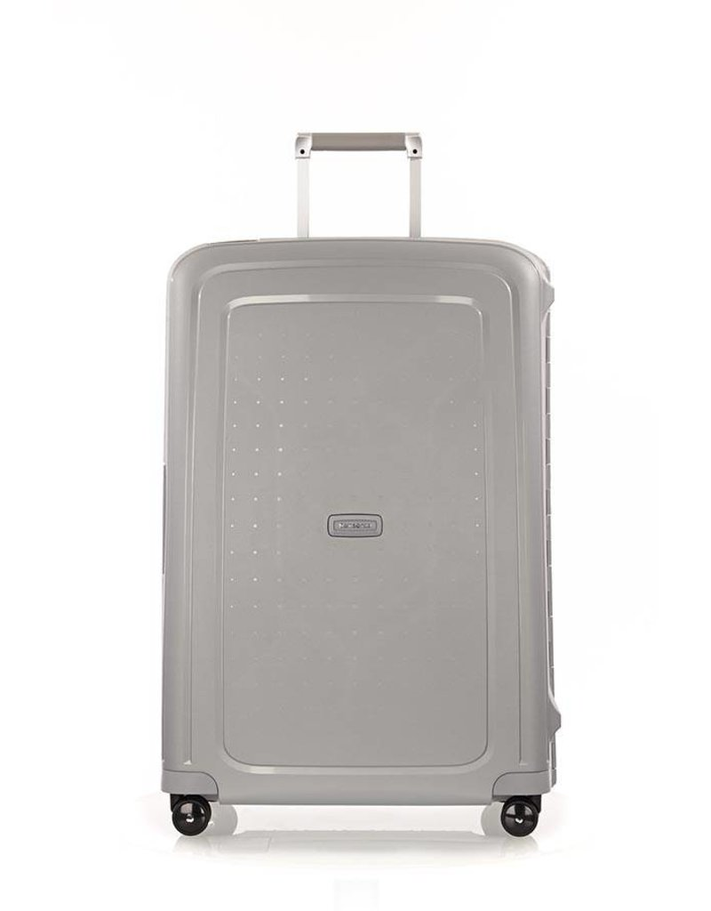 samsonite s'cure spinner 69 zilver