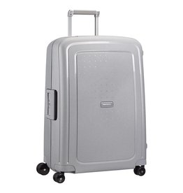 Samsonite Samsonite S'Cure Spinner 75cm zilver