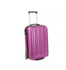 Line Line Fuse Upright 55 Pink handbagage koffer