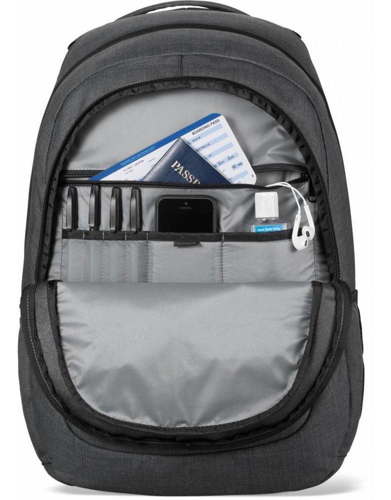 "Dakine Dakine Foundation 26L Black grote sterke 15.6"" laptoprugtas"