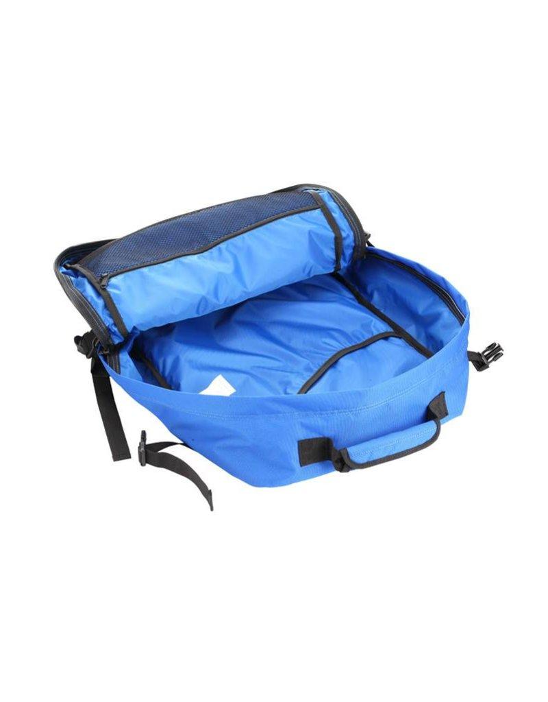Cabinzero Cabinzero Classic handbagage Royal Blue ultralichte cabin rugzak