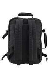 Cabinzero Cabinzero Mini handbagage Absolute Black ultralichte cabin rugzak