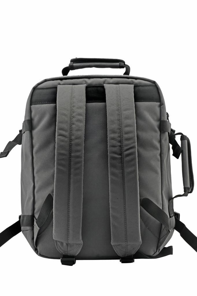 Cabinzero Cabinzero Mini handbagage Original grey ultralichte cabin rugzak