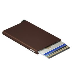 Secrid Secrid Card Protector Brown pasjeshouder