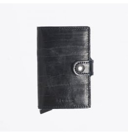 Secrid Secrid Mini Wallet Dutch Martin Night Blue pasjeshouder