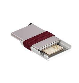 Secrid Secrid Cardslide 2.0 White / Bordeaux