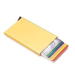 Secrid Secrid Card Protector Gold pasjeshouder