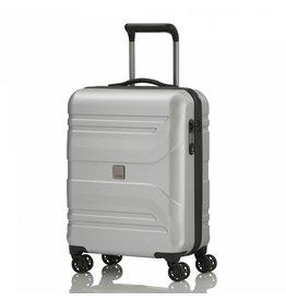 Titan Titan Prior 4 wiel handbagagetrolley S Ice Silver