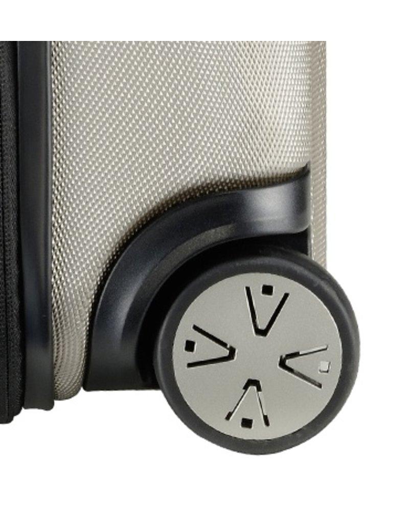 Titan Titan Xenon kofferset driedelig zwart handbagage middenmaat en grote reiskoffer