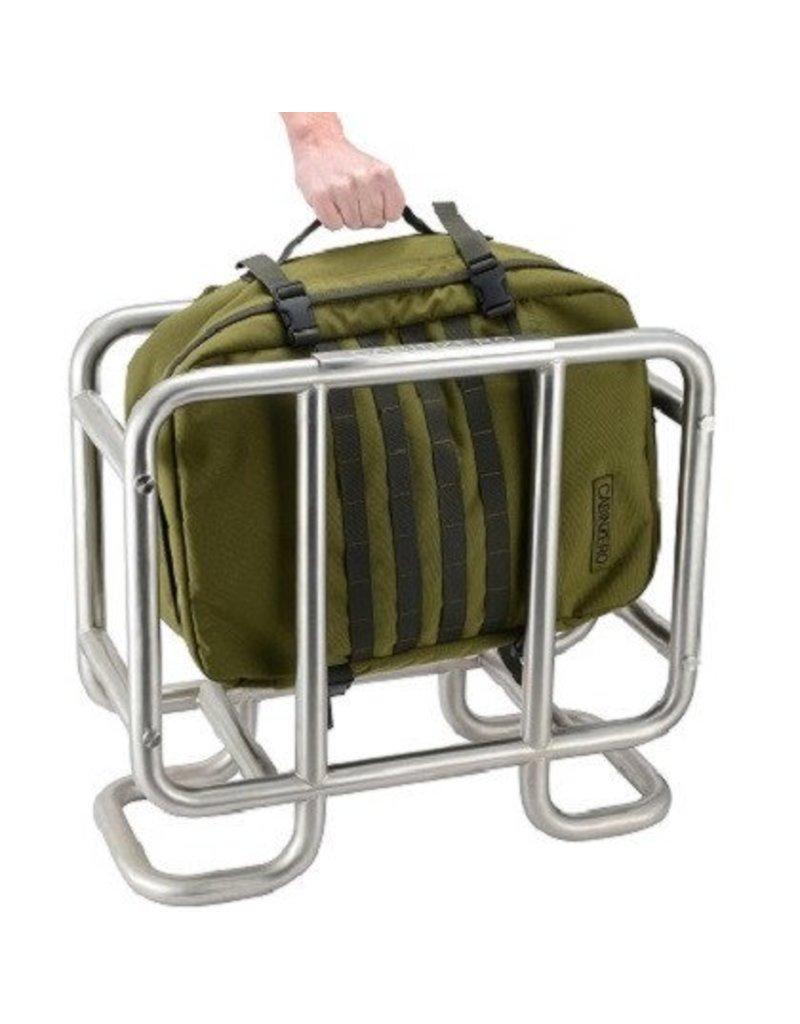 Cabinzero Cabinzero Military 44L handbagage Military Green ultralichte cabin rugzak