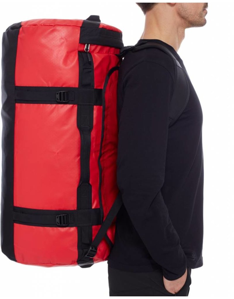 The North Face The North Face Base Camp Duffel L TNF Red TNF Black