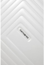 Samsonite Samsonite Neopulse Spinner 75 matte white lichtgewicht reiskoffer