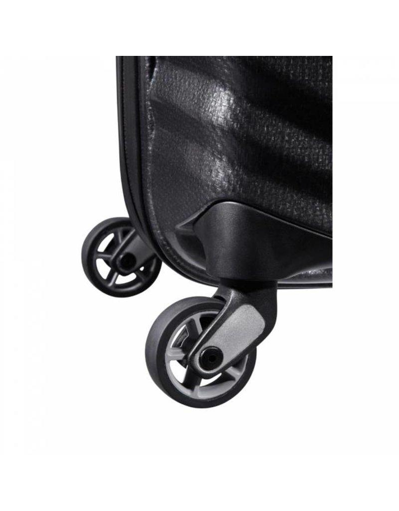 Samsonite Samsonite Lite-Shock Spinner 69 Black Curv lichtgewicht reiskoffer
