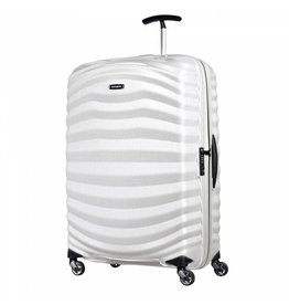 Samsonite Samsonite Lite-Shock Spinner 75 Off White Curv reiskoffer