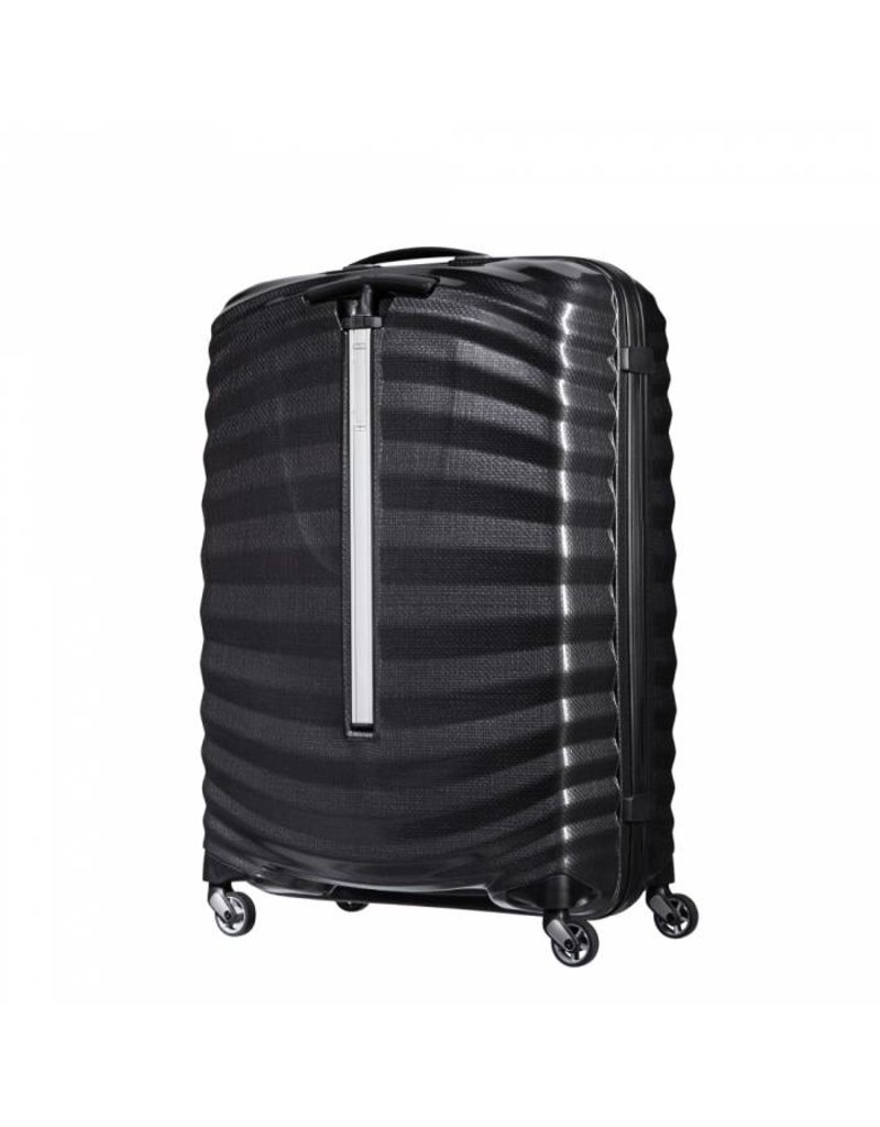 Samsonite Samsonite Lite-Shock Spinner 75 Off White Curv lichtgewicht reiskoffer