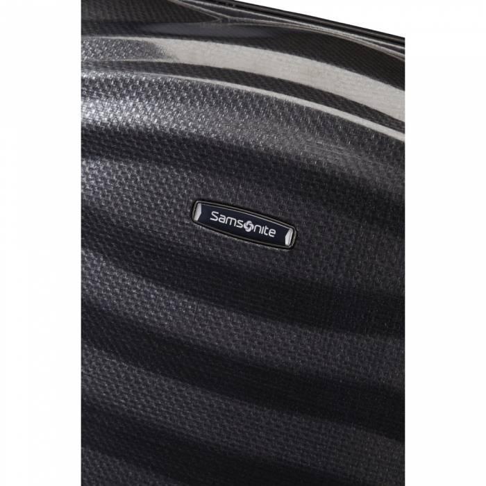 Samsonite Samsonite Lite-Shock Spinner 75 Off White Curv lichtgewicht reiskoffer