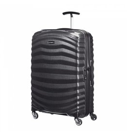 Samsonite Samsonite Lite-Shock Spinner 75 Black reiskoffer