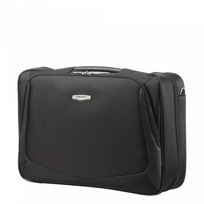Samsonite X Blade 3 0 Bi Fold Garment Bag Black Kledingtas Handbagage