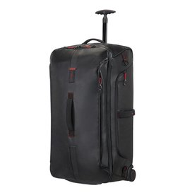 Samsonite Samsonite Paradiver Light 67 Duffel met wielen Black