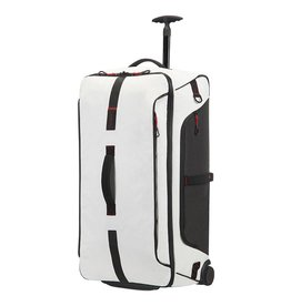 Samsonite Samsonite Paradiver Light 67 Duffel met wielen White