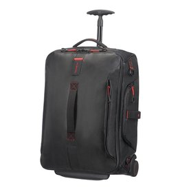 Samsonite Samsonite Paradiver Light 55 rugzaktrolley Duffel met wielen Black