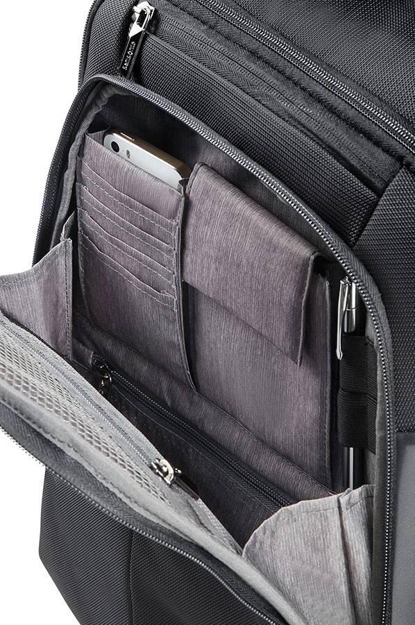 Samsonite Samsonite XBR Laptop Rugzak 17.3 inch Zwart