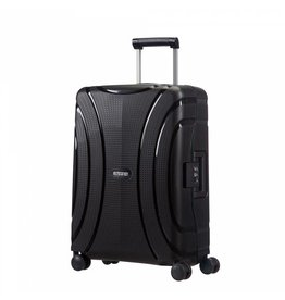American Tourister American Tourister Lock 'n Roll Spinner 55 Jet Black handbagage