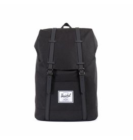 Herschel Herschel Retreat Black / Black Rugzak