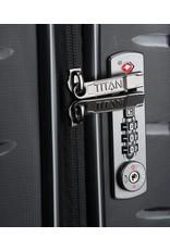 Titan Titan Limit 4 wiel middenmaat trolley M Black