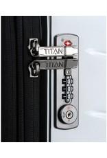 Titan Titan Limit 4 wiel middenmaat trolley M White