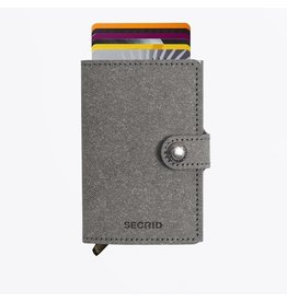 Secrid Secrid Mini Wallet Recycled Stone pasjeshouder