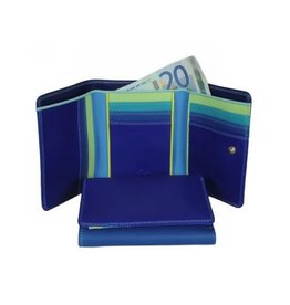 Mywalit Mywalit Medium Tri-fold - Wallet - damesportemonnee - Seascape