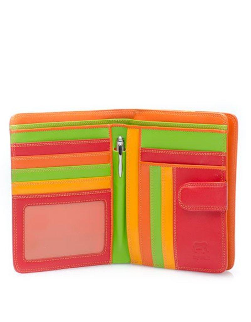 Mywalit Mywalit Large Wallet met Zip Purse - Jamaica - portemonnee
