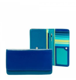 Mywalit Mywalit Medium Matinee Purse Wallet - damesportemonnee - Seascape