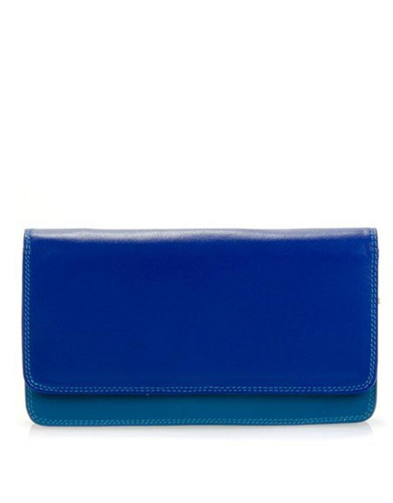 Mywalit Mywalit Medium Matinee Purse Wallet - Seascape- portemonnee