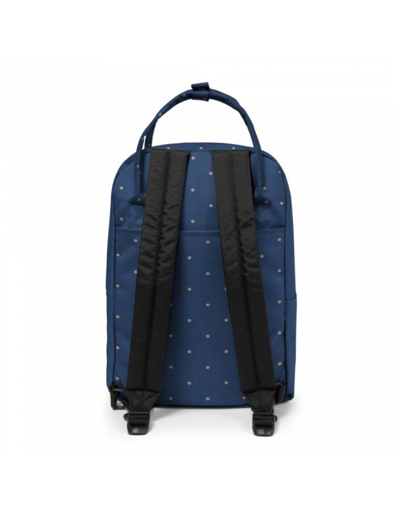 Eastpak Eastpak Padded Shop'r Dot Blue rugzak handtas met laptopvak