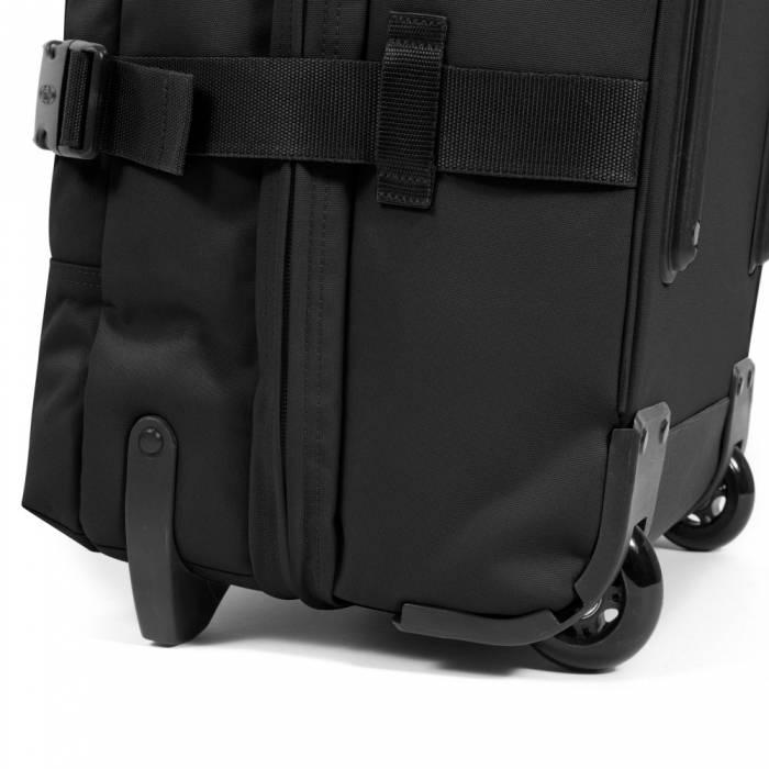 Eastpak Eastpak Tranverz M Black reistas met wieltjes78 liter reistrolley lichtgewicht