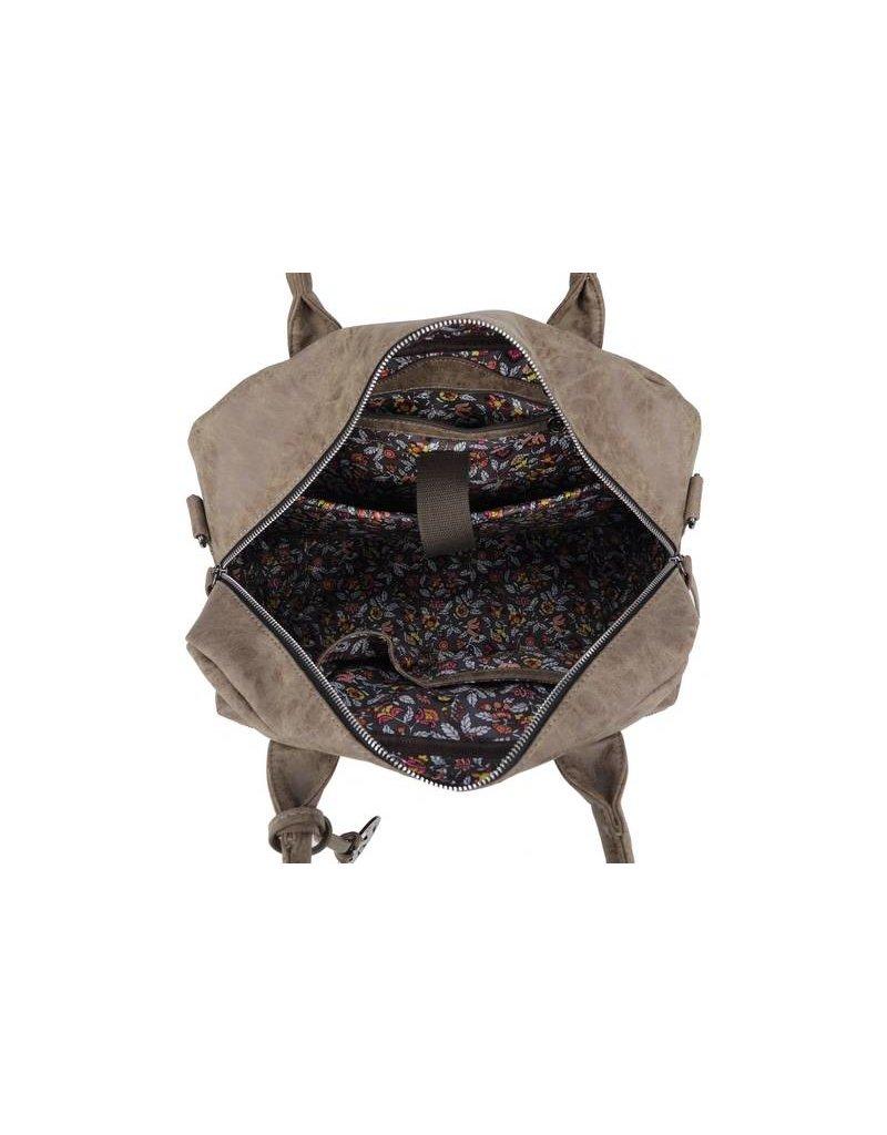 Wimona Wimona Alessia - school / werk 14 inch laptoptas - westernbag - zwart