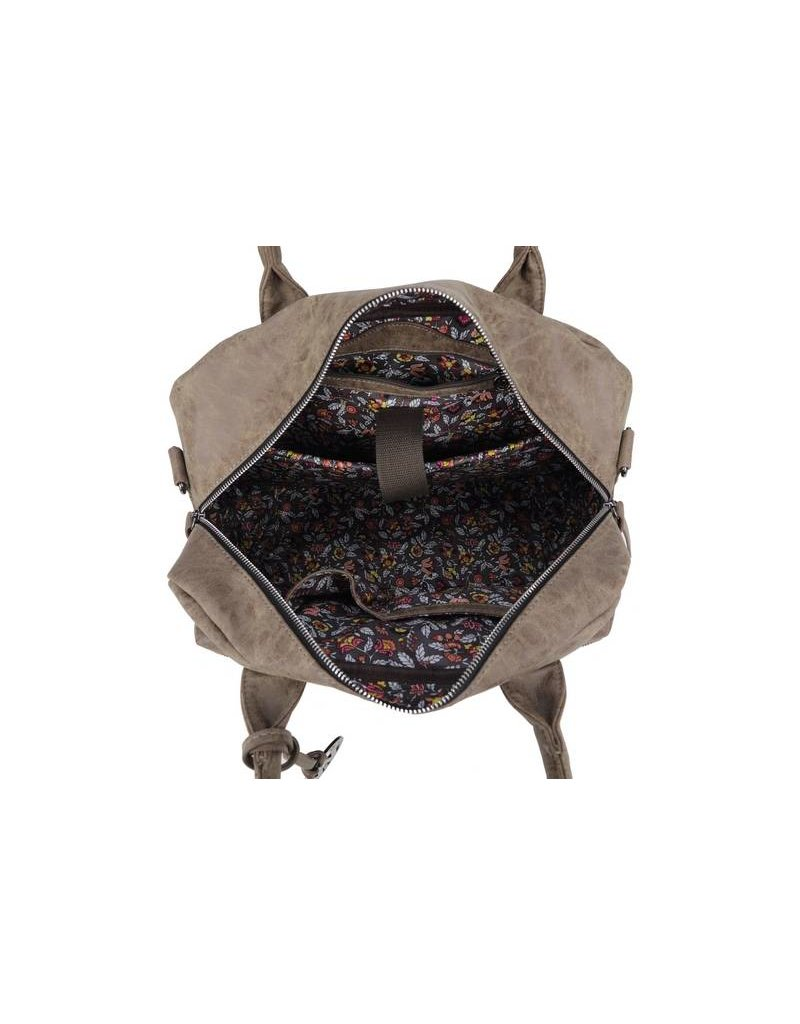 Wimona Wimona Alessia - school / werk 14 inch laptoptas - westernbag - cognac