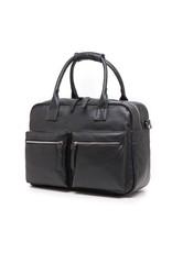 Wimona Wimona Alessia 1104 - school / werk 14 inch laptoptas - westernbag - zwart